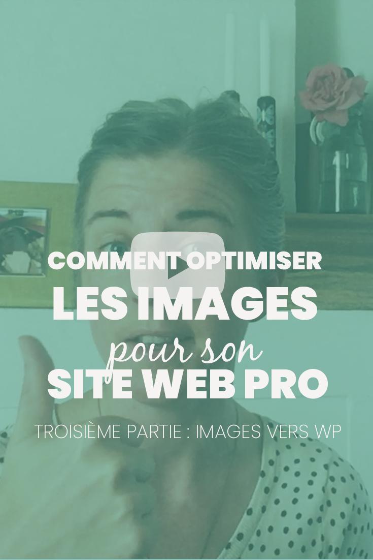 Mettre les images sur votre site web pro