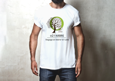 O2larbre Design Tshirt
